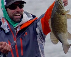 Blade baits aren't just for deep water