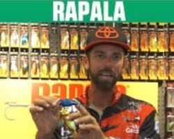 Bass Fishing with Rapala's Original Floater