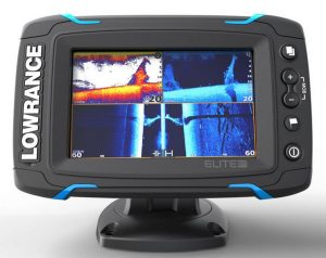 Lowrance Elite-5 Ti Touchscreen Sonar Fish Finder