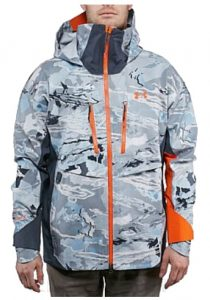 Under Armour Ridge Reaper Hydro Rain Jacket