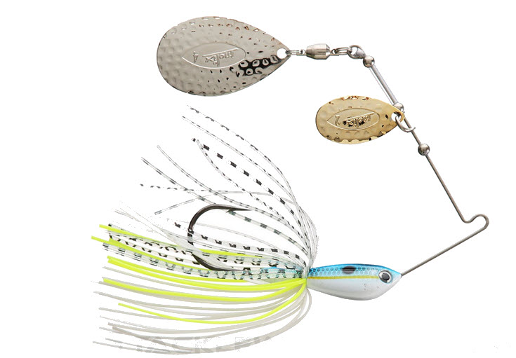Venator Water Slash Double Indiana Spinnerbait