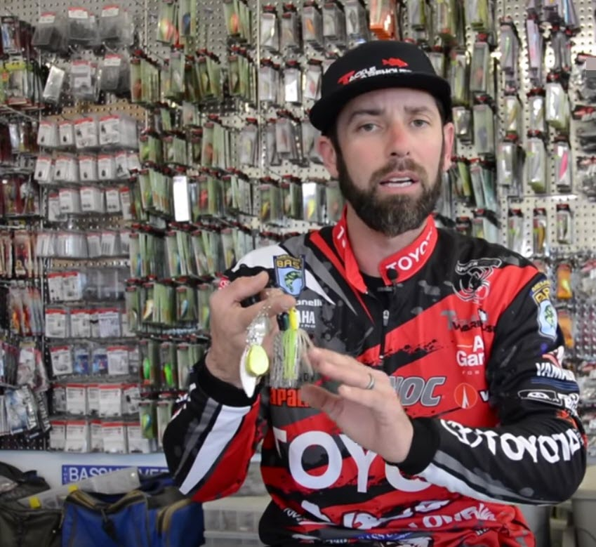 Spinnerbait Blade Types with Mike Iaconelli