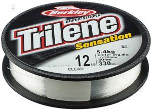 Berkley Trilene Sensation, Professional Grade, Clear