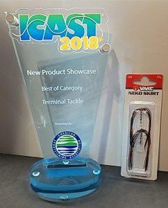 Breaking News VMC Skirted Neko Weight wins Best in Category