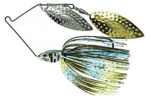 Molix Lover Titanium Double Willow Spinnerbait