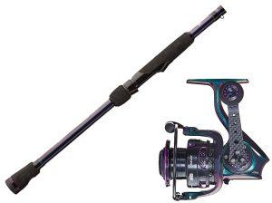 Abu Garcia IKE Finesse Series Spinning Rod & Abu Garcia REVO IKE Spinning Reel