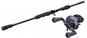 Abu Garcia IKE Power Series Casting Rods & Abu Garcia REVO IKE Casting Reel