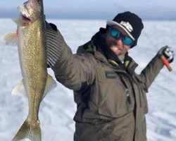 Ice Fishing Lures for Warm Water Bass