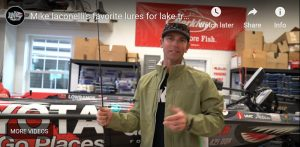Favorite Lures for Lake Trout Fishing in Cold Water Bass Fishing Video