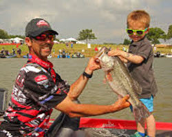 The 2019 Bassmaster Classic Part 4: The Ike Foundation