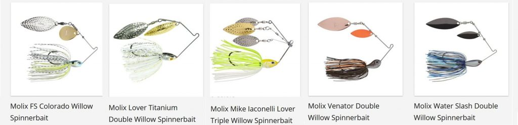 Molix Spinnerbaits
