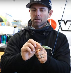 Hear Mike Talk More about Cold Water Baits