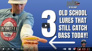 3 Old Style Lures that Still Catch Bass Today