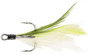Berkley Feathered Hook