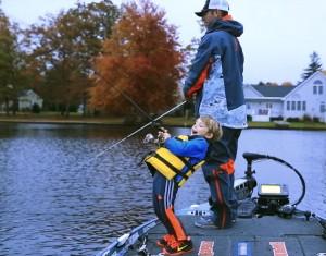 Let's get kids fishing!