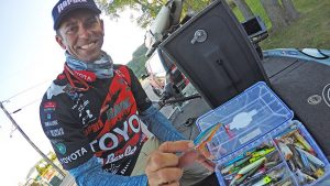 Subtle Topwater Fishing for Postspawn Bass