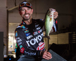 The 2019 Bassmaster Classic, Part 2: Lure selection