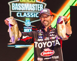 The 2019 Bassmaster Classic, Part 1:            The conditions, the choices