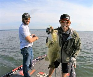 My World with Mike Iaconelli: The Martin Truex Jr. show